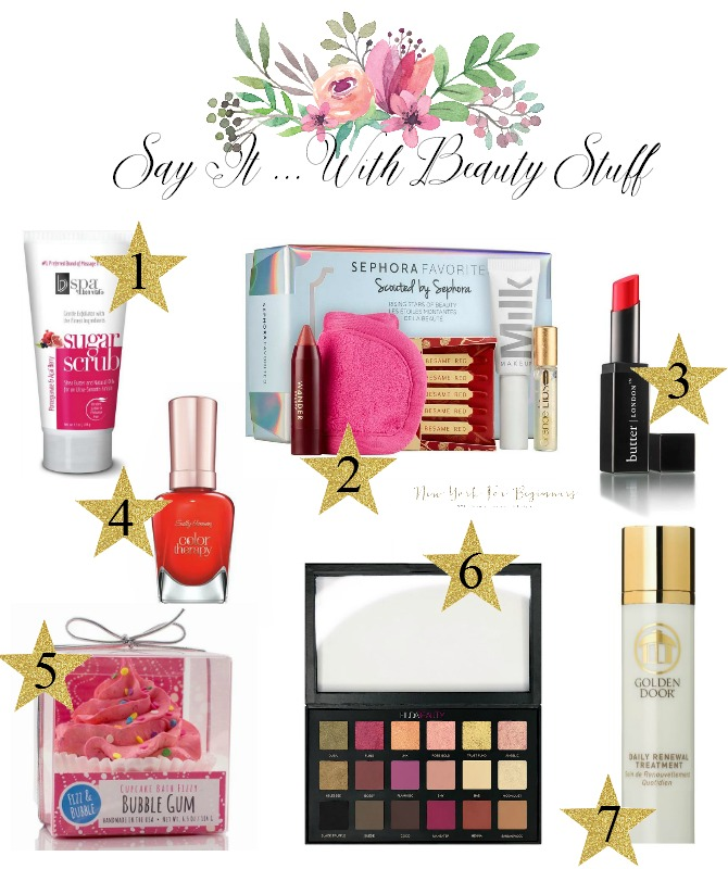 beauty gift ideas for valentine's day 2017