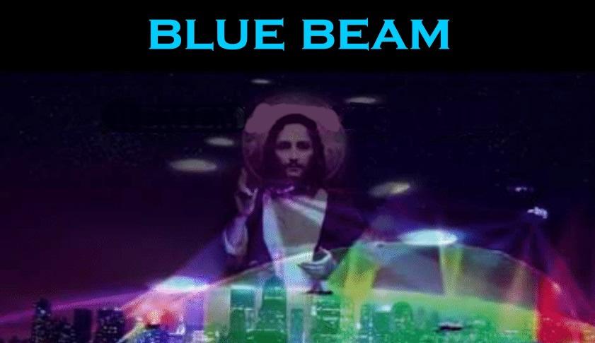 projeto blue beam