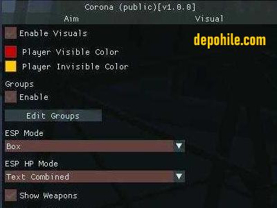 GTA5 Online 1.50 Corona Menu Aim, ESP Mod Menu Hilesi 2020