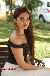 Telugu Actress Tanya Hope Stills at Appatlo Okadundevadu Audio Launch  0198.JPG