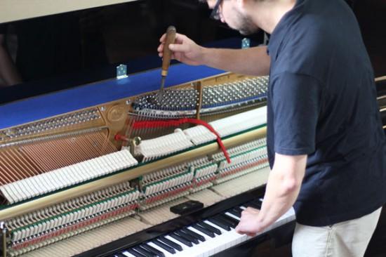 Khi nào cần lên dây cho đàn Piano