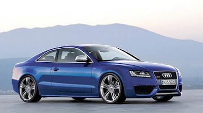 Audi Rs 5 Coupe India