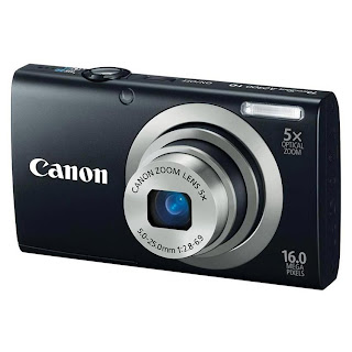Canon Powershot A2300 - 16 MP