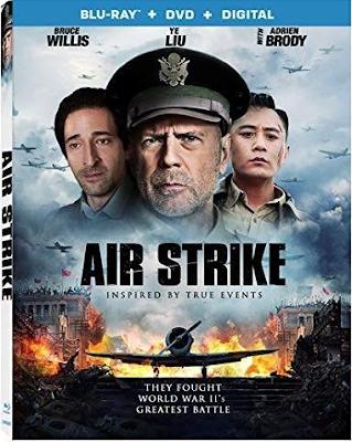 Air Strike [2018] [BD25] [Latino]