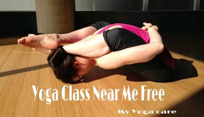 Yoga class near me free