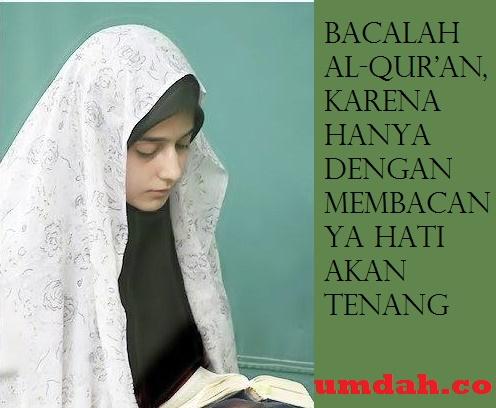Keutamaan Membaca Al Quran Dengan Rutin