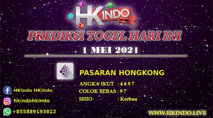 PREDIKSI TOGEL HONGKONG HARI INI 1 mei 2021