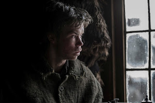 the revenant will poulter