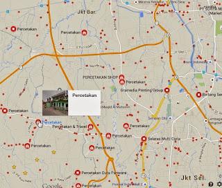 Daftar Alamat Percetakan di Jakarta