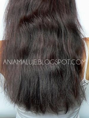 zniszczone końcówki - zapuszczanie włosów
