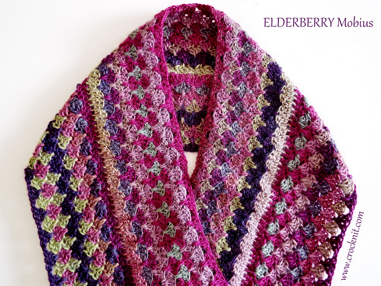 Microcknit creations elderberry mobius crochet pattern elderberry mobius crochet pattern bankloansurffo Image collections