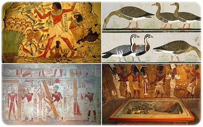 Paintings in Egypt