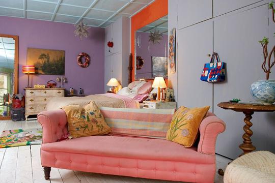 contrasting colour interior design tips