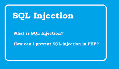 How can I prevent SQL-injection in PHP?