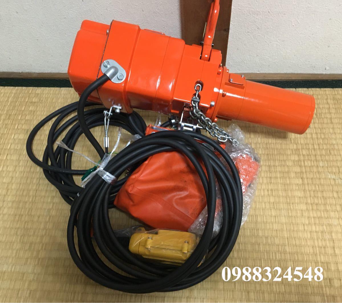Pa lăng điện xích Elephant αs-049 490kg