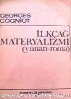 Georges Cogniot - İlkçağ Materyalizmi (Yunan - Roma)