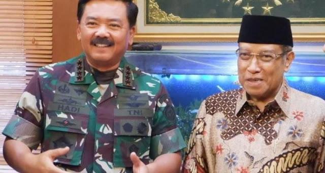 Panglima TNI: Bela Negara Bagian dari Iman