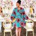 Latest Ankara Aso Ebi Styles 2019 For Modern Ladies