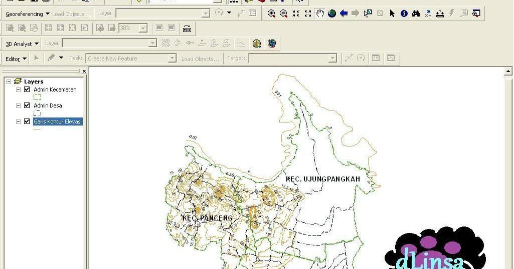 Danz S Blog Create 3d Maps With Tin Metode