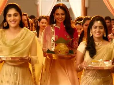 Jaya Janaki Nayaka (2017) Telugu Full Movie - 4