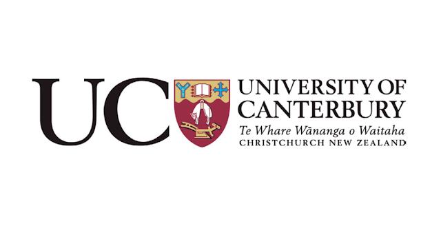 منح ماجستير بقيمة 16500 دولار مقدمة من جامعة كانتربري في نيوزلاندا: آخر موعد للتقديم: 15-10-2019