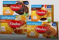 Logo Stampa i buoni sconto Dolce Buongiorno Findus per la prima colazione