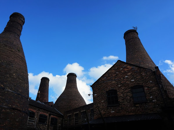 five reasons to visit stoke-on-trent