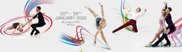 PATINAJE ARTÍSTICO - Campeonato de Europa 2020 (Graz, Austria): Dmitri Aliev nuevo campeón de Europa, triplete ruso femenino y en parejas y la danza deja de ser para Papadakis y Cizeron