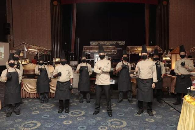 bufet ramadan mardhiyyah hotel & suites shah alam