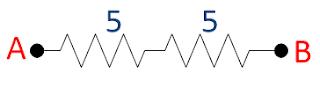 series resistors combination