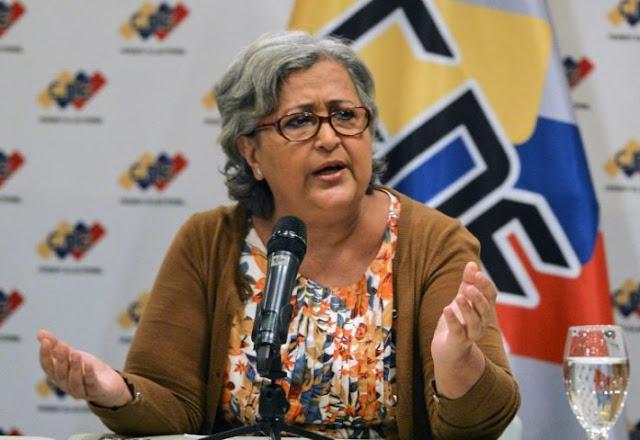 Entre el descaro y guabineo: Tibisay Lucena habló sobre los puntos rojos y los colectivos