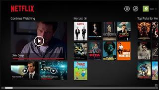 أداة, نتفليكس, لمشاهدة, الافلام, والمسلسلات, الجديدة, على, الكمبيوتر, Netflix