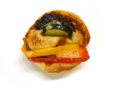 夏野菜のカレーパン | GONTRAN CHERRIER(ゴントラン シェリエ)
