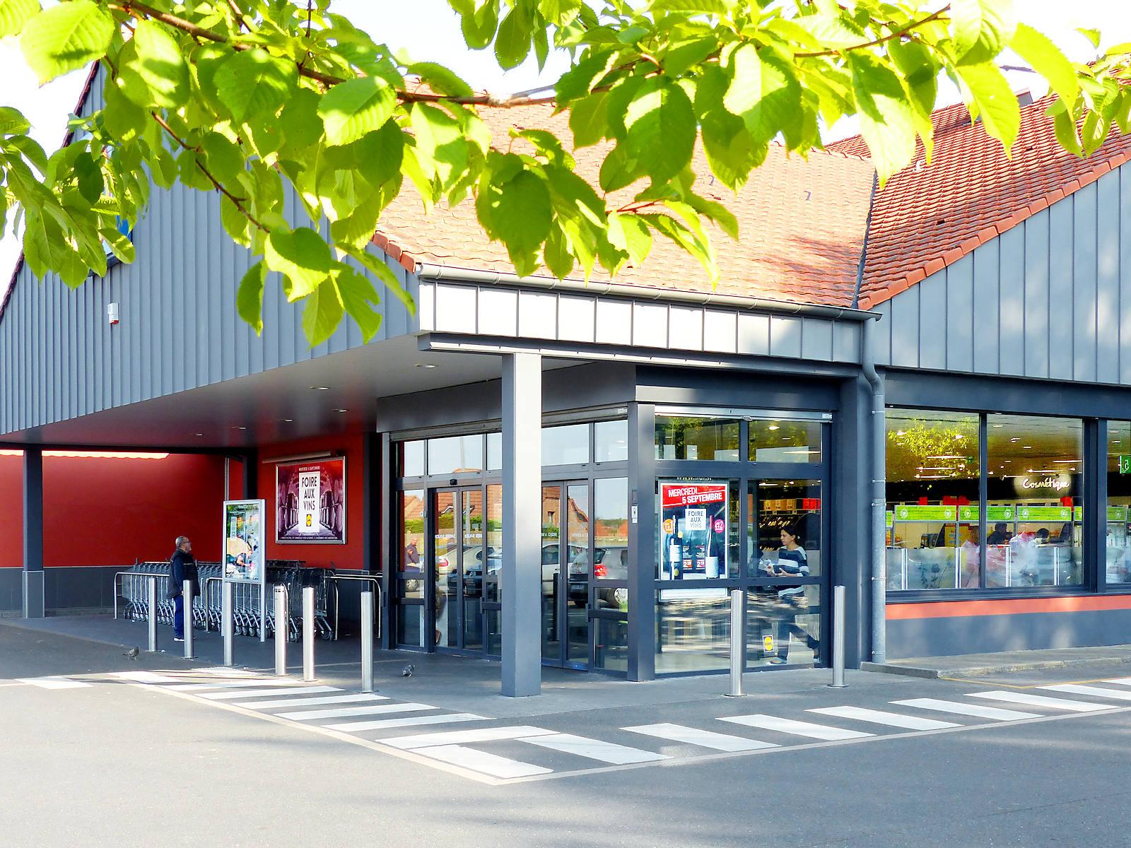Lidl Levant - Tourcoing supermarchés