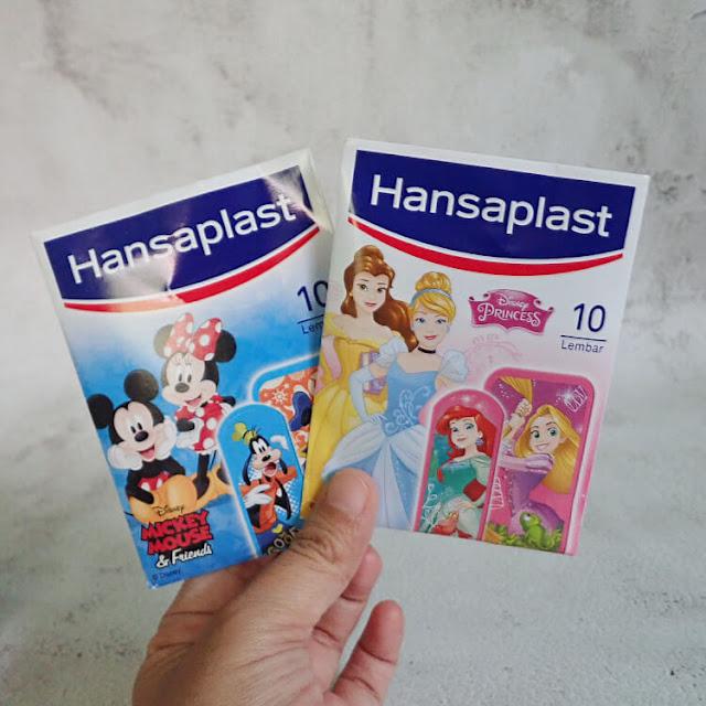 hansaplast plester disney untuk anak