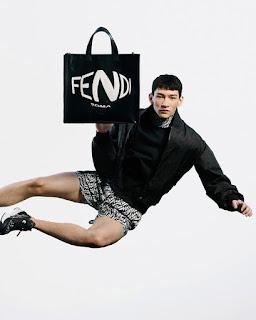 INYIM Media Fashion Campaign: Brand FENDI Unleashes Summer 2021 Capsule Collection!
