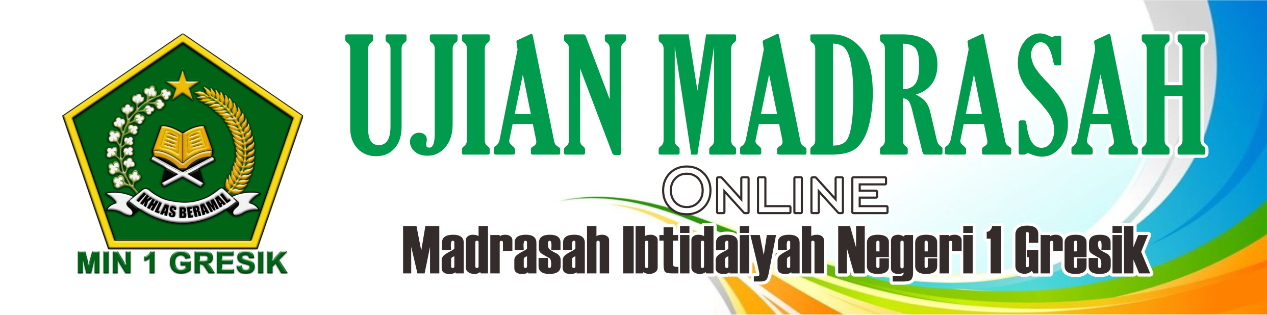 Ujian Madrasah Online