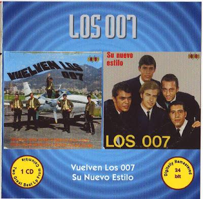 Los 007 - Vuelven Los 007 & Su Nuevo Estilo