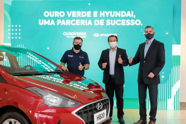 Novo Hyundai HB20 - Locadora Ouro Verde