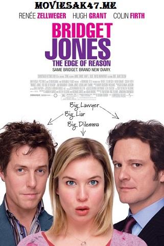 Bridget Jones: The Edge of Reason (2004) Hindi 720p BRRip 950MB Dual Audio (Hindi + English) Full Movie