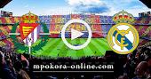 نتيجة مباراة ريال مدريد وبلد الوليد بث مباشر كورة اون لاين 30-09-2020 الدوري الاسباني