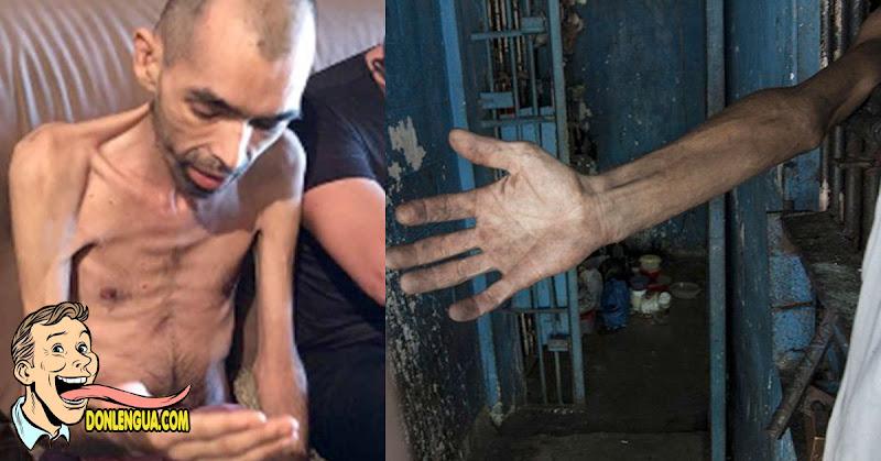 Denuncian que 13 presos de Tocuyito fallecieron de desnutrición | IRIS VARELA ASESINA