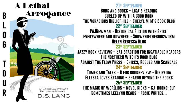 A Lethal Arrogance by D.S. Lang