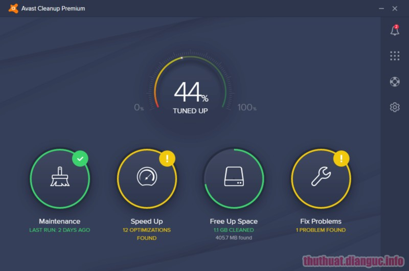 Download Avast Cleanup Premium 19.1 Build 7734 Full Crack