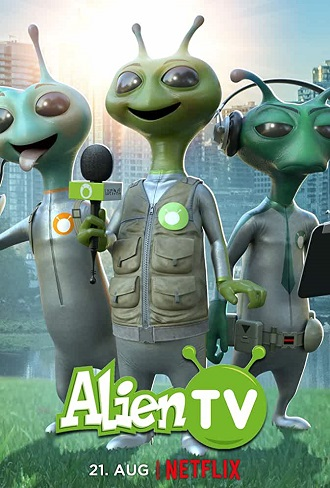 Alien TV Season 1 Complete Download 480p & 720p All Episode