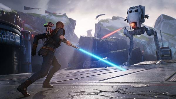 لعبة Star Wars Jedi Fallen Order تصبح افضل إطلاق لسلسلة Star Wars في تاريخ EA