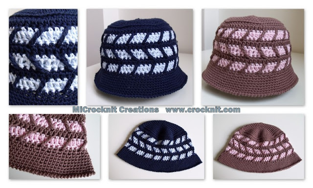 crochet patterns, how to crochet, sun hats, summer, bucket hat, fisherman hat,