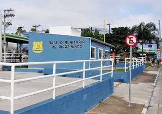 Base da GCM em Itaquaquecetuba passa a fazer boletins de ocorrência