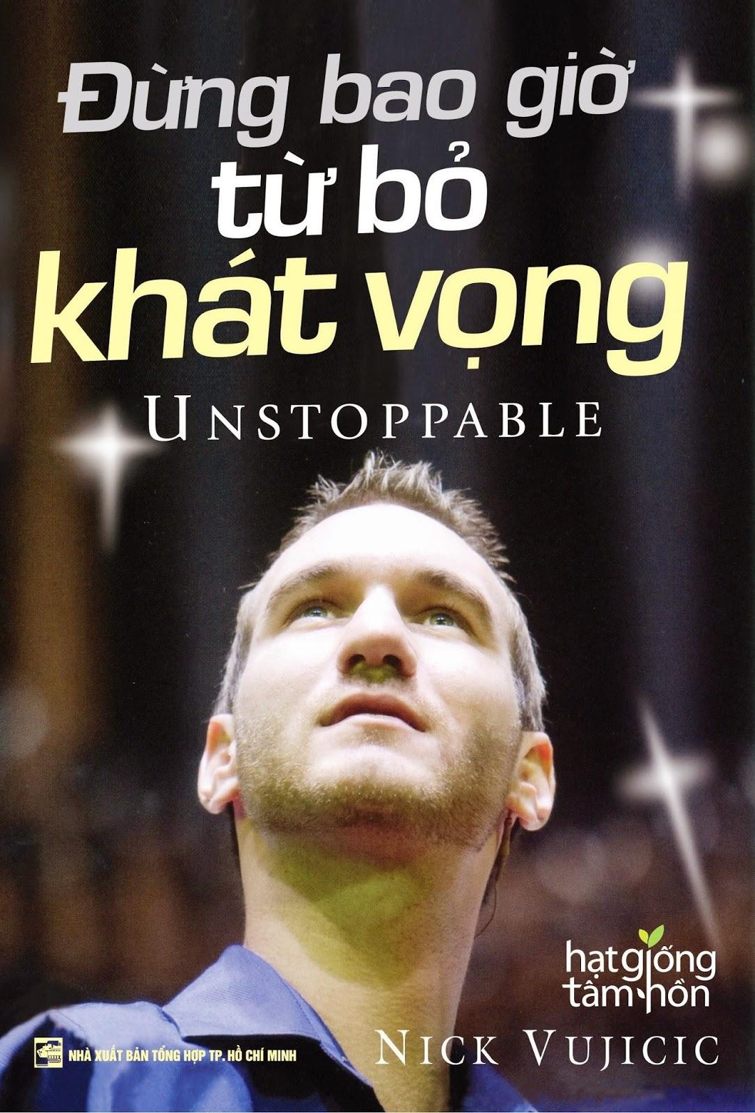 Bộ sách Nick Vujicic
