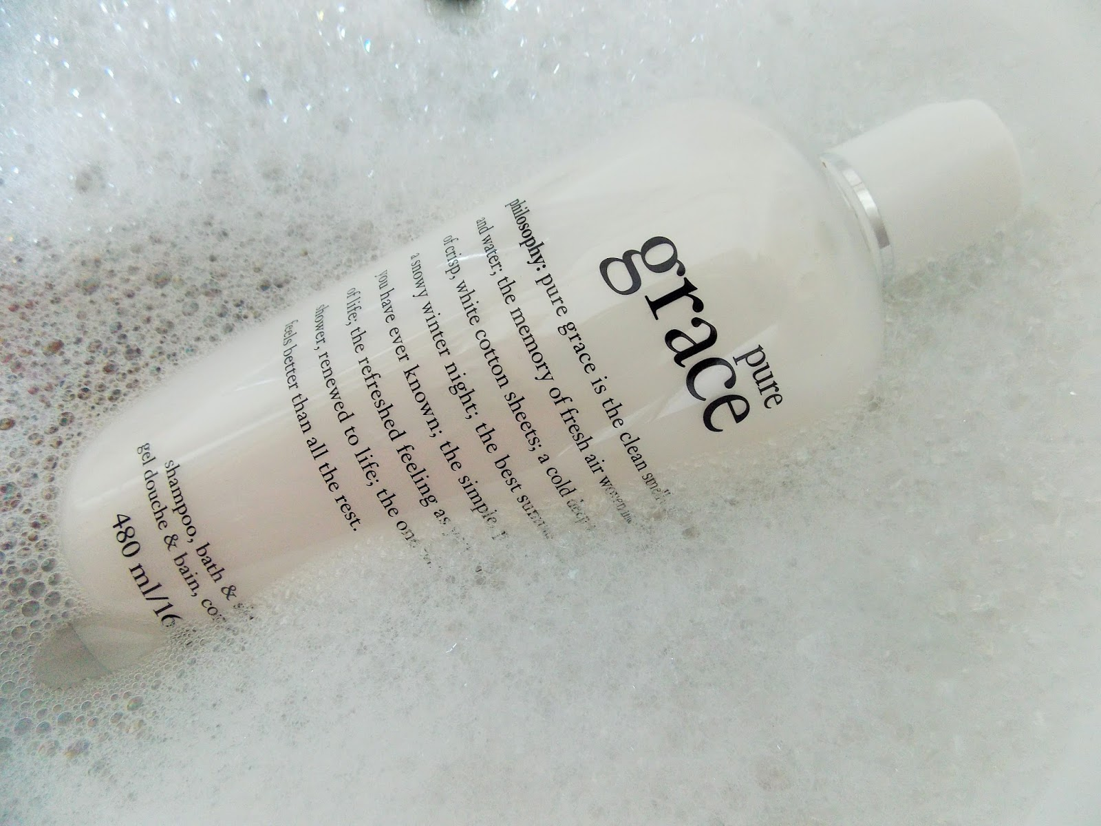 philosophy 5 piece luxurious fragrance layering collection philosophy pure grace shampoo bath shower gel